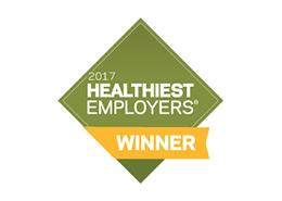 2017 Healthiest Employers - Winner