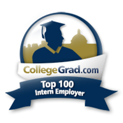 CollegeGrad.com Top 100 Intern Employer