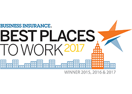 Business Insurance - Best Places to Work 2017