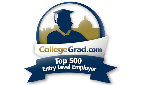 Top 500 Intern Employer Award