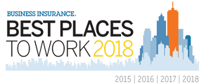 Business Insurance - Best Places to Work 2018